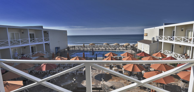 Royal Atlantic Pool and Patio Area